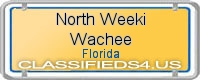 North Weeki Wachee board